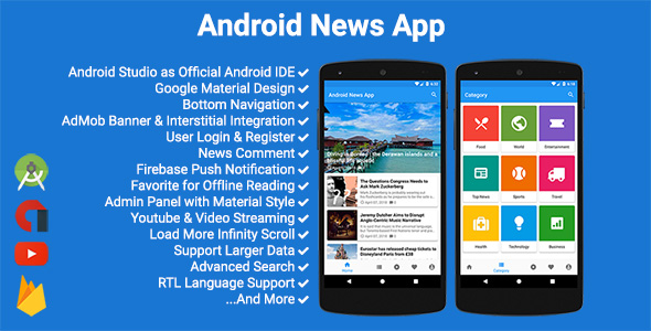 Android-News-App