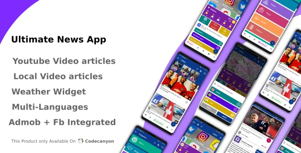 ultimate news app