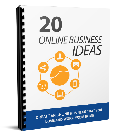ONLINE BUSINESS IDEAS EBOOK
